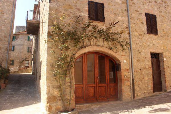 Appartamento centro storico - Castiglione d'Orcia